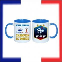 Mug Coupe du Monde 2018...