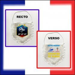 Fanion recto-verso Coupe du...